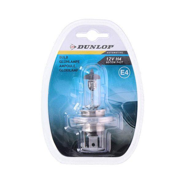 Lampada Para Automovel 12V H4 60/55W  Dunlop