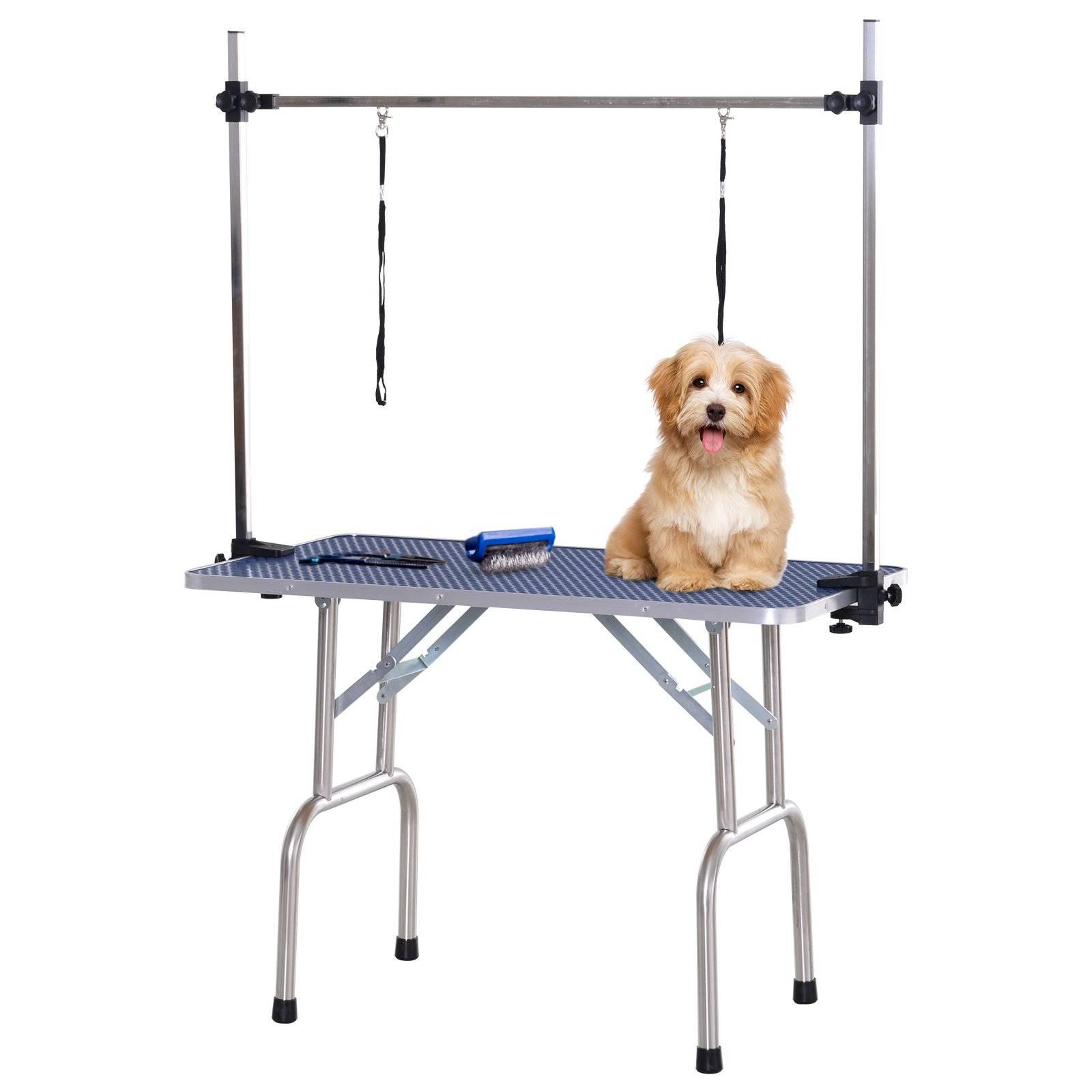 Mesas de Preparação Canina