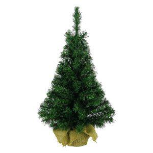 Mini Árvore De Natal 35 Ramos 35Cm