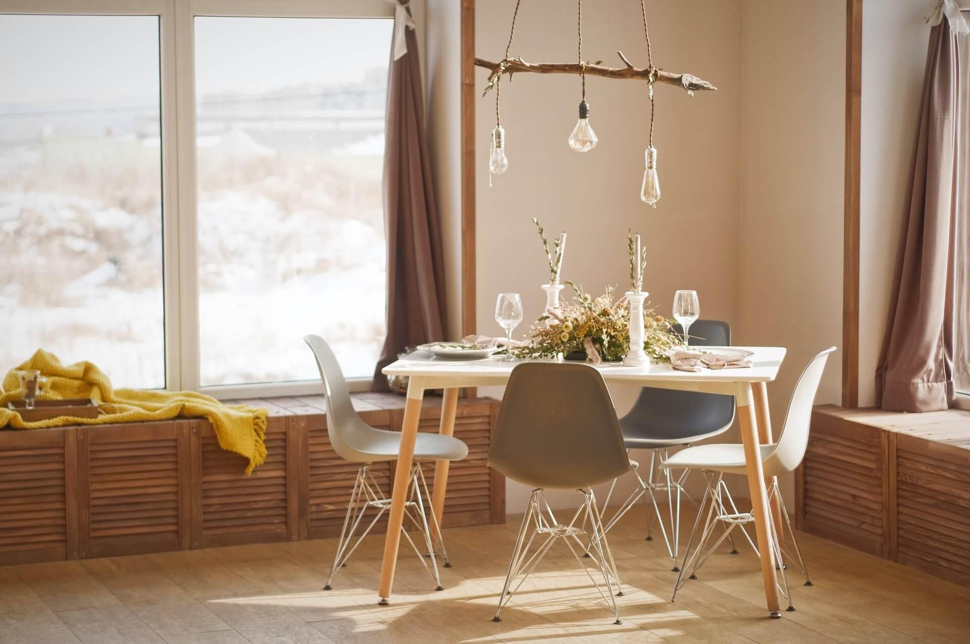 Móveis para sala de jantar