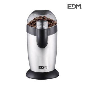 Moinho De Café 120W Edm Funciona Com A Pressão Da Mão