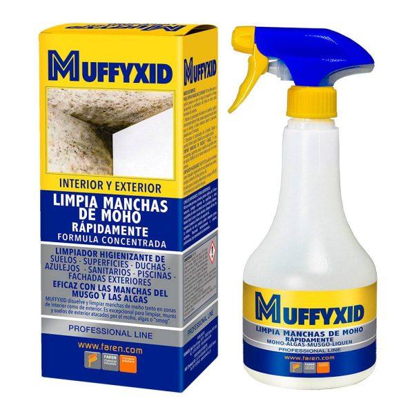 Muffyxid Box 500 Ml Eliminar Moho
