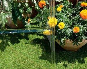 Estufa de Jardim Harmony em Policarbonato para Cultivo de Plantas 17
