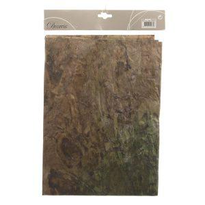 Papel Camuflagem Para Presépio 67X97Cm