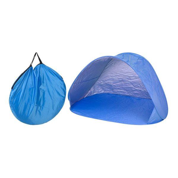 Para-Vento Praia Cores Sortidas. Medidas 145X100X80Cm. Material Poliester. Inclui Bolsa Para Transporte