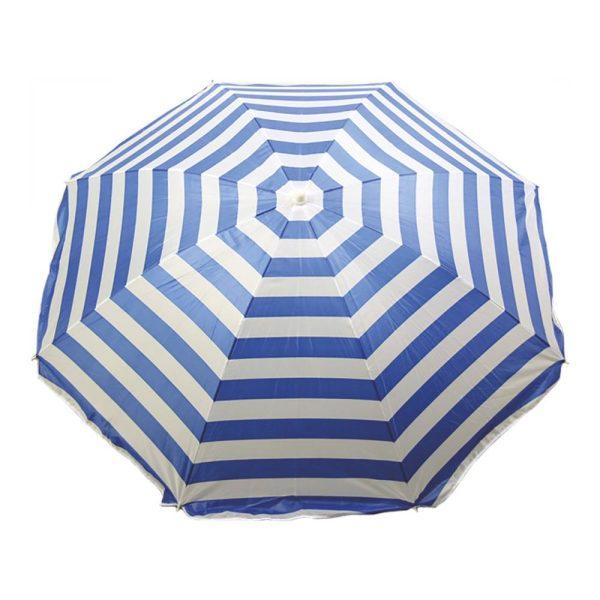 Parasol Praia 180Cm Modelo Mediterraneo Edm