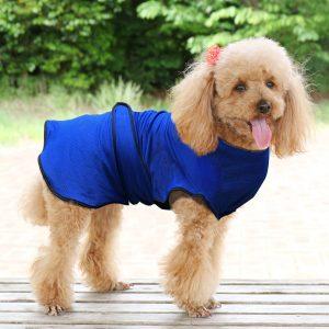 PawHut Colete para Animais de Estimação Cão Refrescante 50 cm Poliéster