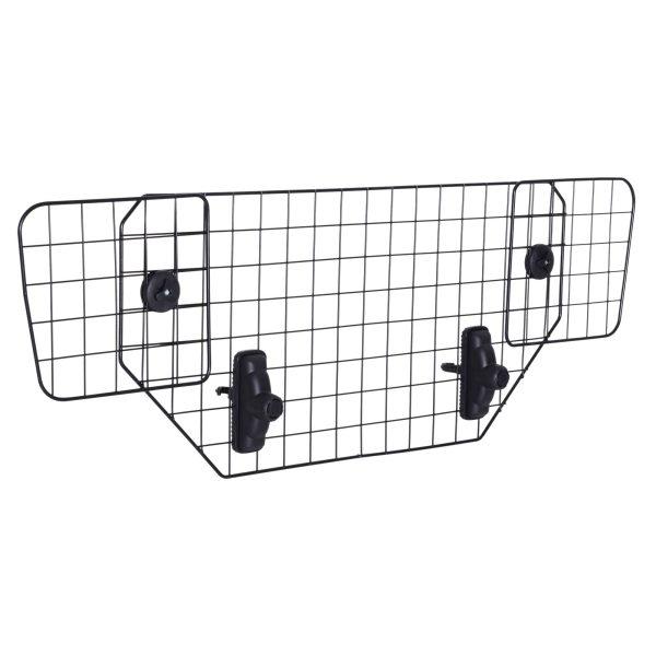 PawHut Grade Separadora Cão Extensível Universal 89-122x41cm Aço