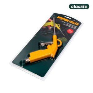 Pistola Maçarico Aluminio Bico Largo Pisl. 85Mm/3 1/4!. Idea