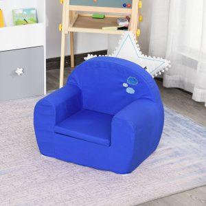 Poltrona para crianças acima de 10 meses com apoio de braços Assento 53x35x44.5