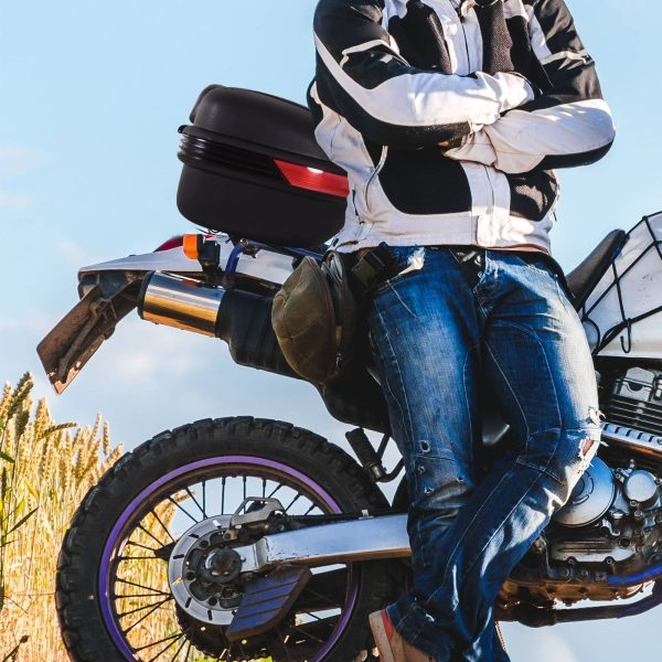 Porta bagagem mota Universal 30 L