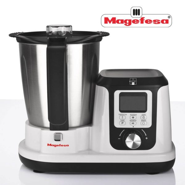 Robô De Cozinha Magchef White Plus Mgf4540 Magefesa. Potênci