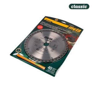 Serra Circular Widia 255Mm. 40 Dtes C/Lp18 Sc2540/P