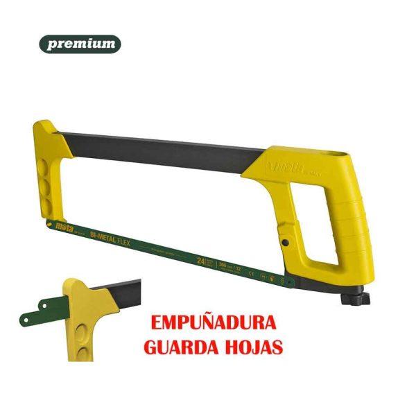 Serra De Arco Tubular Pesado As01 Comprimento Da Lamina 300M