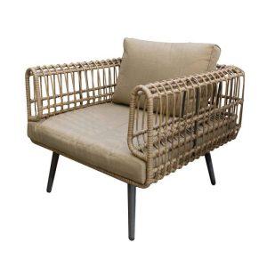 Sofá 1 Assento Ariki 83 X 84 X 67 Cm