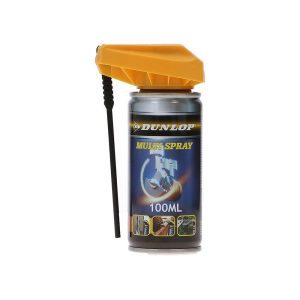 Spray Lubrificante Multiusos Dunlop Display 12X100Ml