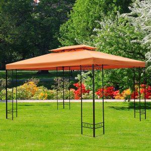 Substituição de teto para pavilhão de terracota de poliéster 3x4m