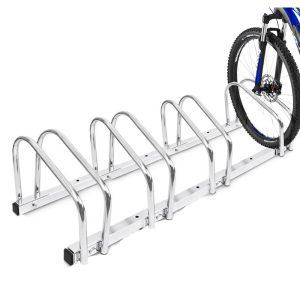 Suporte De Estacionamento Para 4 Bicicletas