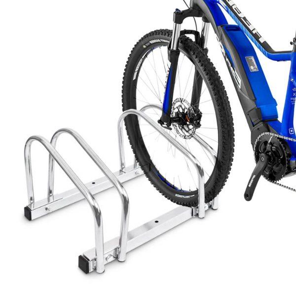 Suporte De Estacionamento Para Duas Bicicletas Com Ferrament