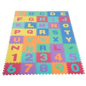 Tapete puzzle para Crianças 3