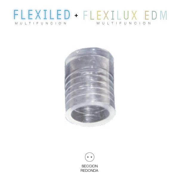 Terminal De Proteção Para Tubo Flexilux/Flexiled 13Mm Edm