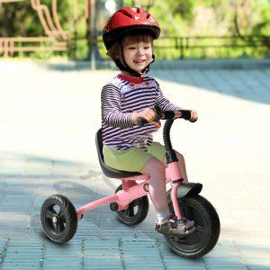 Triciclo para Crianças com mais de 18 meses com Campainha