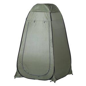 Vestiário de praia dobrável Tenda para o chuveiro 120x120x190 cm Verde