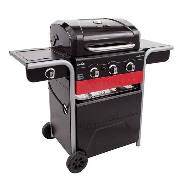 Churrasqueira Barbecue Gas2Coal - Char-BROIL