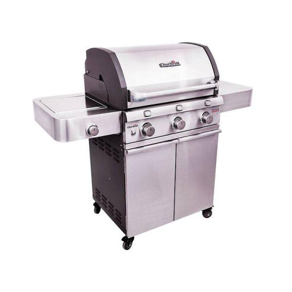 Churrasqueira Barbecue Platinum 3400S -  CHAR-BROIL