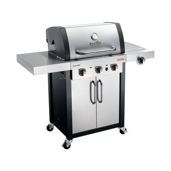 Churrasqueira Barbecue Professional 3400S - CHAR-BROIL