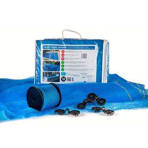 Malha proteção piscina
